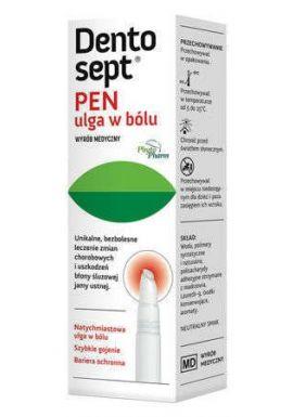 Dentosept PEN ulga w bólu żel 3,3 ml
