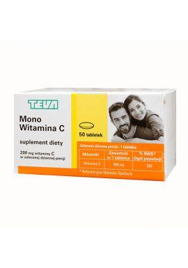 Mono Witamina C, 50 tabletek