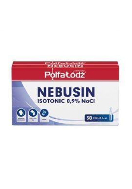 Nebusin Isotonic 0,97% 30 fiolek 5ml