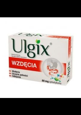 Ulgix wzdecia 50 kapsulek