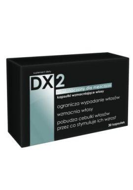 DX2, kapsulki wzmacniajace wlosy dla mezczyzn, 30 kapsułek