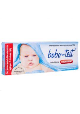 Test ciążowy BOBO-TEST strumieniowy 1 sztuka