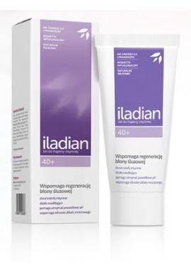 Iladian, zel do higieny intymnej, 40+, 180ml