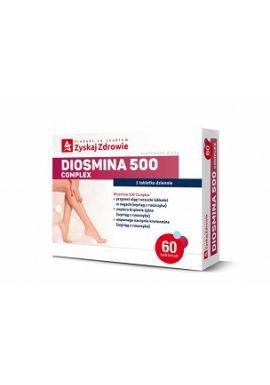 Diosmina 500 Complex, 60 tabletek