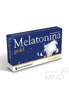 Melatonina gold, 30 tabletek