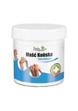 Linia Natury Masc konska chlodzaca, 250 g