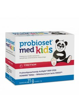 Probioset Med Kids 7 saszetek