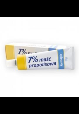 Maść propolisowa 20g 7%