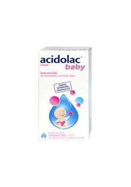 Acidolac baby krople