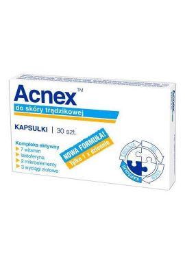 ACNEX 30 KAPSULEK