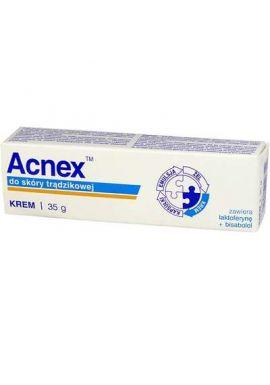 Acnex krem do skory tradzikowej, 35 g