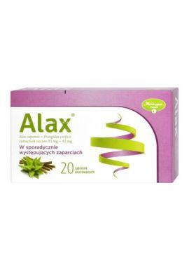 alax 20 tabletek