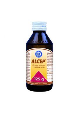 Alcep syrop z cebuli 125g