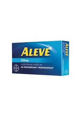 Aleve 12 tabletek