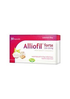 Alliofil forte 30 kapsulek