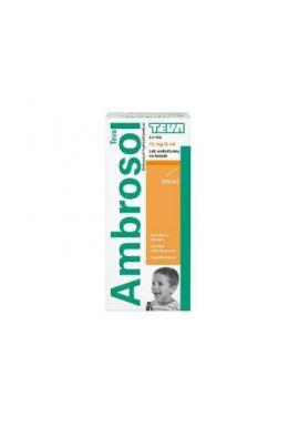 Ambrosol, syrop 15mg/5ml, JUNIOR 120ML
