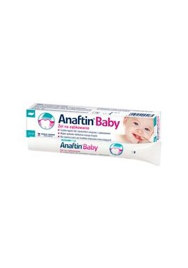 Anaftin Baby zel na zabkowanie 10 ml