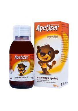 Apetizer syrop dla dzieci powyzej 3 lat 100ml