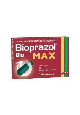 Bioprazol Bio Max 20mg, 14 kapsulek