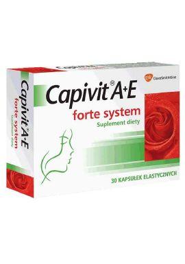 Capivit A+E Zdrowa piekna skora 30 kaps