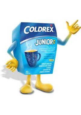 Coldrex Junior C 10 sasz.