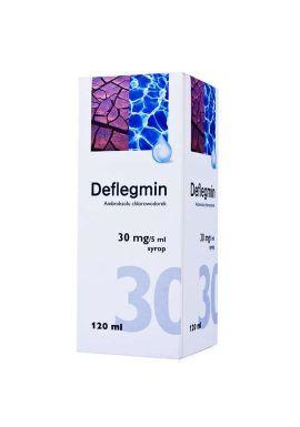 Deflegmin syrop 30mg/5ml 120ml