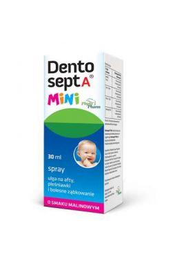 Dentosept A Mini spray 30ml-PROMO