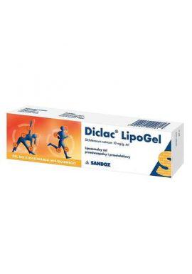 Diclac Lipogel zel 100g