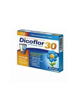 Dicoflor 30 10 kapsulek