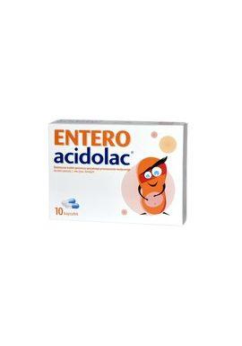 Acidolac, entero 10 kaps
