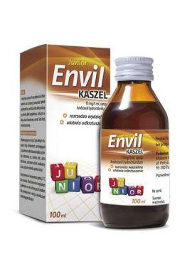 Envil kaszel junior syrop