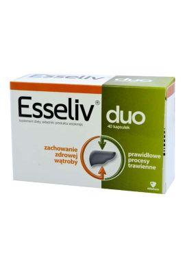 Esseliv Duo 40 kapsulek