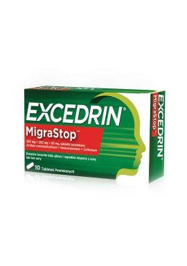 Excedrin Migra Stop 10 tabletek