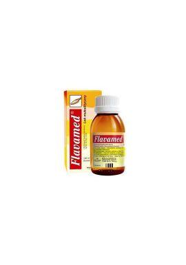 Flavamed syrop 15mg/5ml smak malinowy 100ml