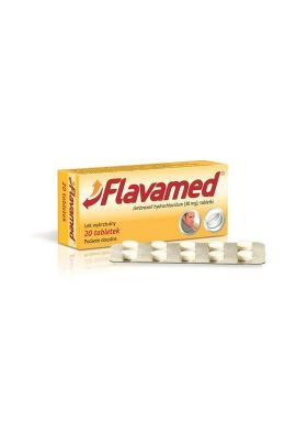 Flavamed 30mg 20 tabletek