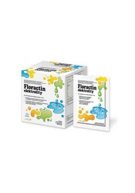 FLoractin elektrolity sm.pomar. 20 kaps