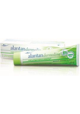 Alantandermoline, masc pielegnacyjna z witamina F, 50 g
