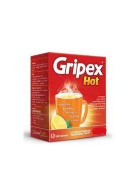 Gripex Hot, 12 saszetek