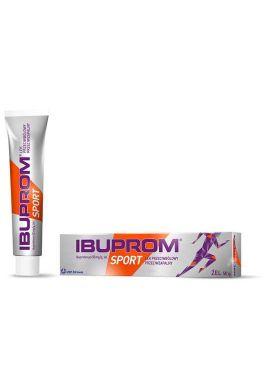 Ibuprom, sport zel, 60 g