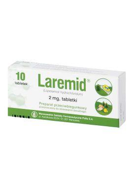 Laremid 2mg 10 tabletek