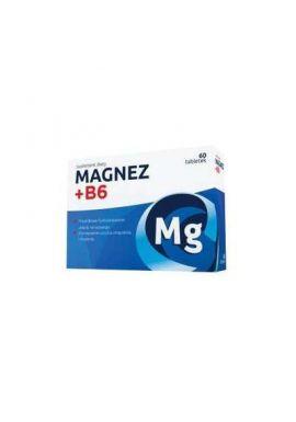 MAGNEZ + B6, 60 tabletek