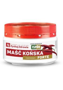 Masc Konska rozgrzewająca Forte, 350g (ZYSKAJ ZDROWIE)