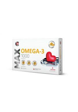 Max Omega-3 1000 60 kapsułek