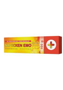 Naproxen Emo, żel 10%, 100g