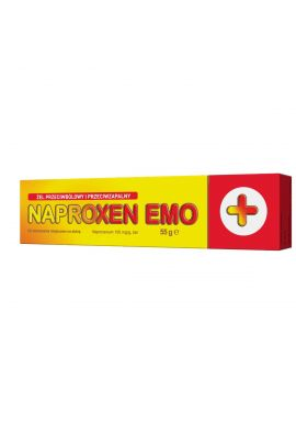 Naproxen Emo, żel, 55 g