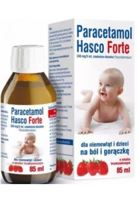 Paracetamol Hasco Forte zaw.doust. 0,24g/5