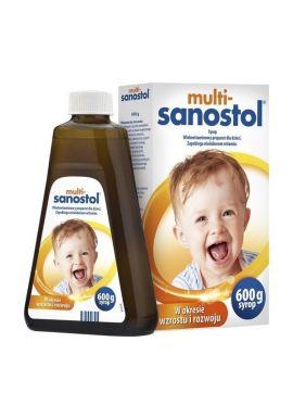 Multi-Sanostol 300g