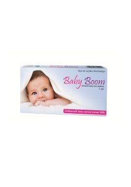 Test ciążowy, Baby Boom, strumieniowy, 1 sztuka
